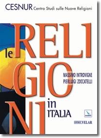 copertina 'Le religioni in Italia'