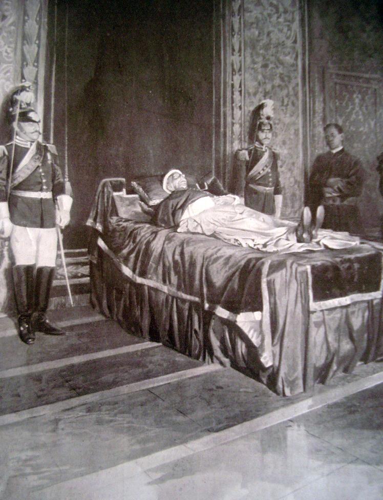 La morte del papa riti cerimonie e tradizioni dal medioevo all 39 et contemporanea - Leone e capricorno a letto ...