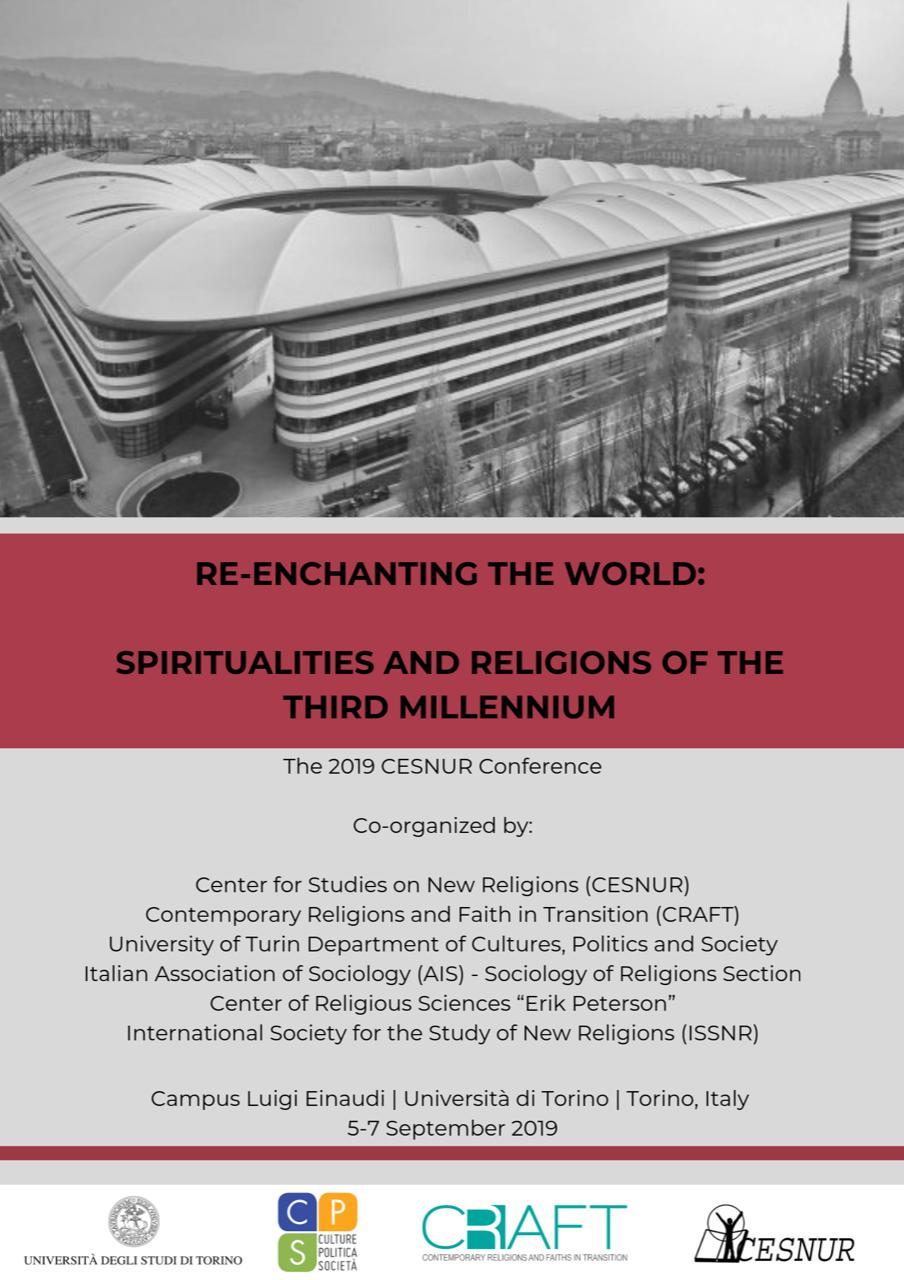 CESNUR - Centro studi sulle nuove religioni - Center for Studies in
